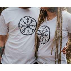 Koszulka Tarcza Algizowa męska