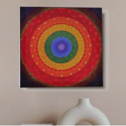 Obraz Mandala Harmonii