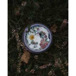 Świeca - Tajemniczy Ogród