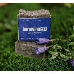Mydło Borowina